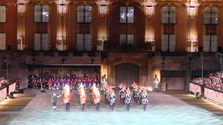 Basel Tattoo 2015 The Band of The Household Cavalry, Grossbritannien