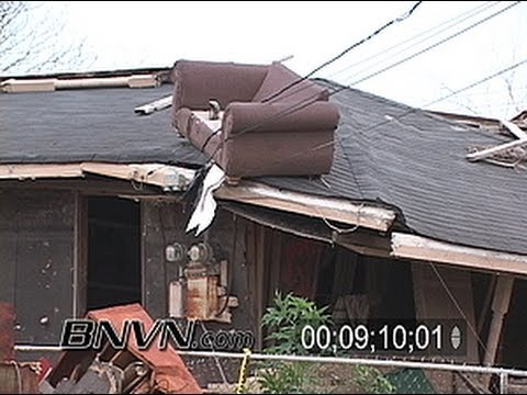 5/5/2006 New Orleans, LA - Nine Month's After Katrina Part 6 - Lower Ninth Ward Destruction