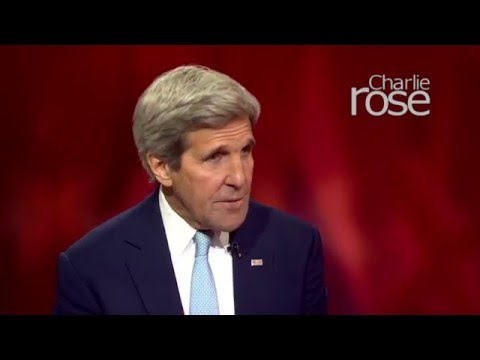 John Kerry: What we need to end the war in Syria (Apr 5, 2016) | Charlie Rose