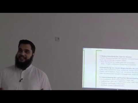 M.Sc. Psych. Amin Loucif - Posttraumatisches Wachstum - Islam und Psychologie