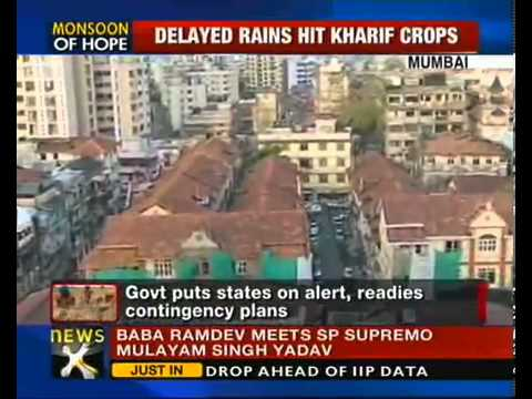 Monsoons late onset likely to affect crop planting   Newsx