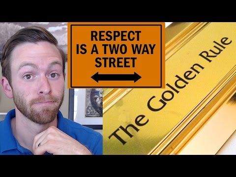 The Golden Rule - What the 13 Most Common Religions ALL Have in Common
