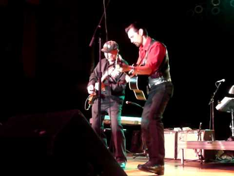 Mystery Train- James Burton&James Intveld @ The Rockin' E Jamboree