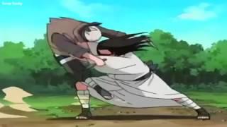 Hiashi Hyuga Defends The Village