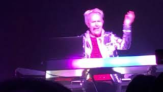 Howard Jones - Things Can Only Get Better (Union Maine 6/14/19)