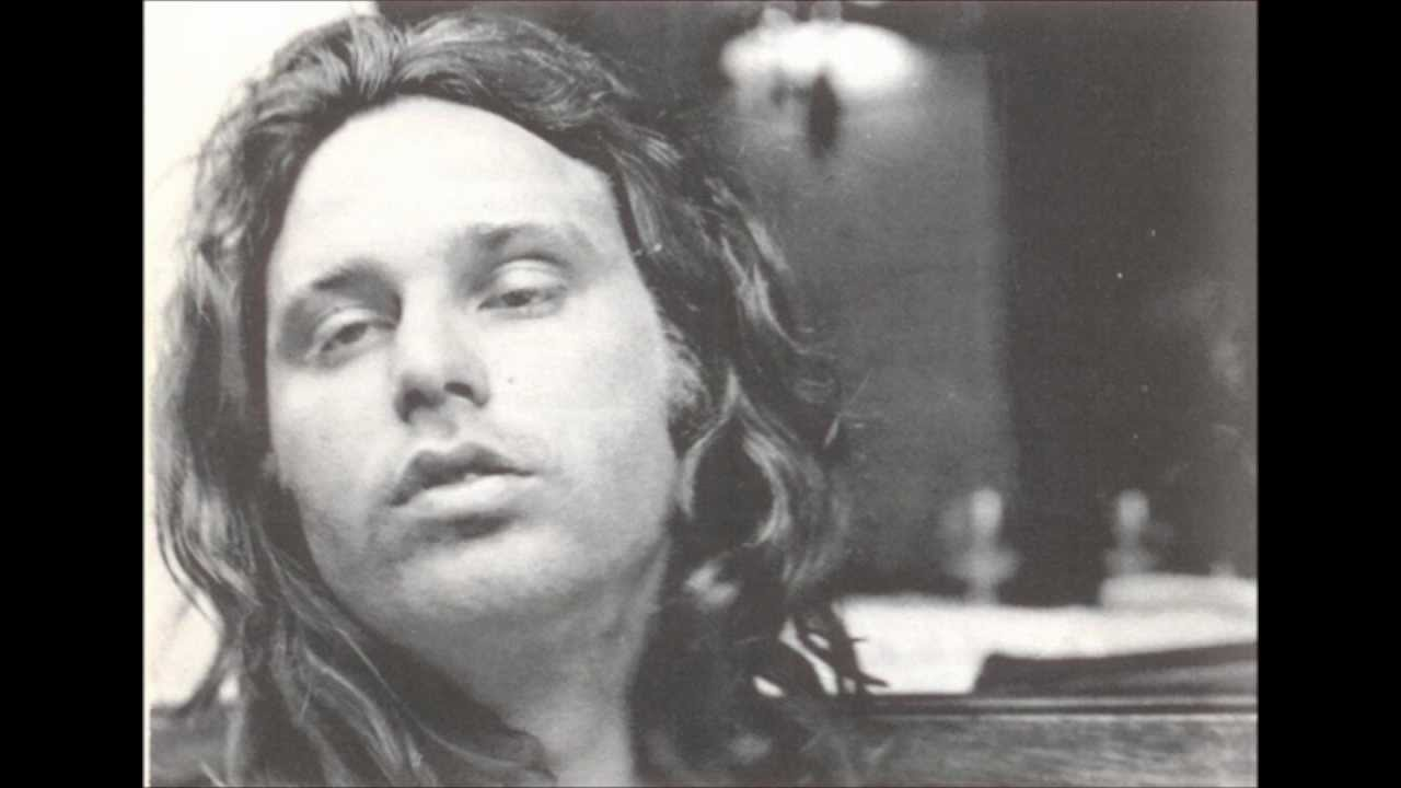 Jim Morrison How Do You Think You Ll Die Youtube