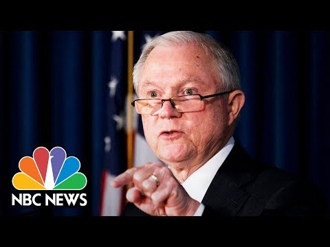 Jeff Sessions Testifies Before House Judiciary Committee (Full) | NBC News
