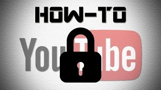 How to Manage Your YouTube Privacy Settings