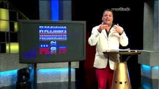 Alexis Valdes Monologo y Monico Pino Traduce Los Presidentes (10-19-12)