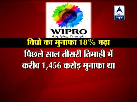 Wipro net profit up 18 per cent in third quarter