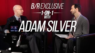 Adam Silver Exclusive One-on-One Interview with Bleacher Report
