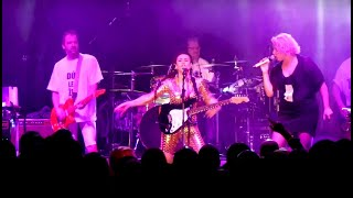 Electric Lady as special guest of Monkey Business
