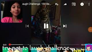 Try not to laugh challenge  part 1