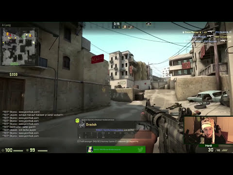 COUNTERSTRIKE STREAM - Die Spende «» Let's Play Counter-Strike: Global Offensive | Live-Mitschnitt