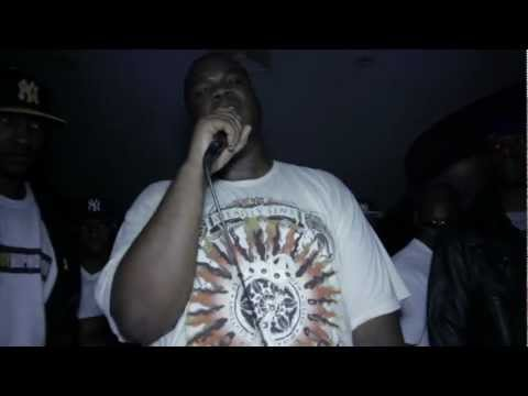 (Live) Franchise Liaison Performance @Touche' (Unsigned Grind Show)
