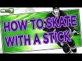 Hockey Skating: How to Skate with a Stick