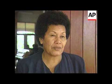 FIJI: COUP: HOSTAGES LATEST