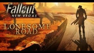 Fallout New Vegas:Lonesome Road Gameplay Español parte 1 ED-E Que haces aqui?