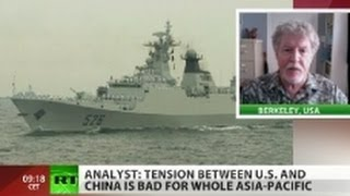 Sea of Trouble_ 'US-China tension spells trouble for Asia-Pacific'