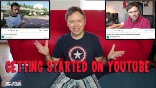 Getting Started on YouTube - Sunday Night Storytime ep 3