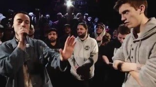 WordUP! BEATBOX BATTLE - Spectrax Vs Veko