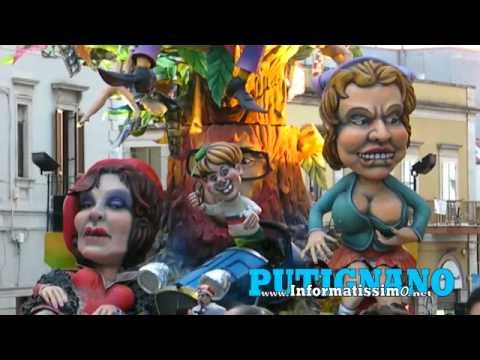 Carnevale di Putignano 2013 1° sfilata