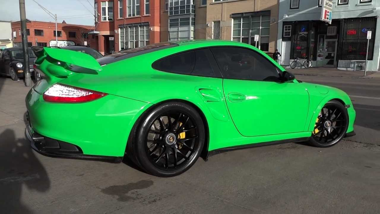 2008 Porsche 911 Gt2 700hp Twin Turbo One Off Custom For