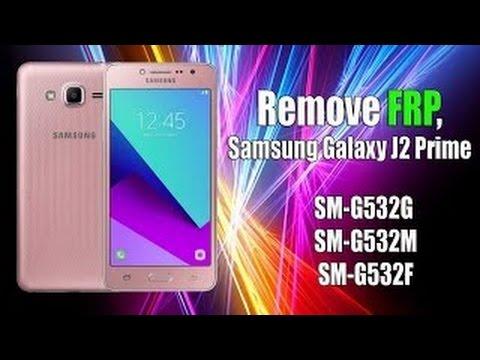 Bypass FRP Forgot Password Galaxy J2 Prime SM-G532M