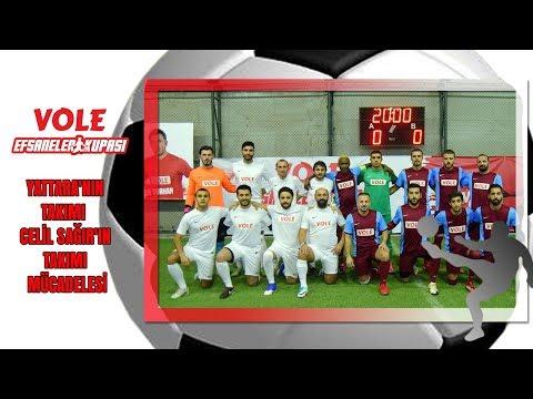 Vole Efsaneler Kupası | Yattara'nın takımı - Celil Sağır'ın takımı mücadelesi