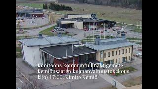 Kimitoöns fullmäktigemöte - Kemiönsaaren valtuustokokous 20.09.2021