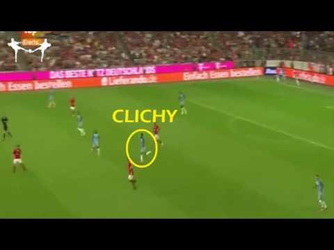 CLICHY... El nuevo Alaba de Pep Guardiola