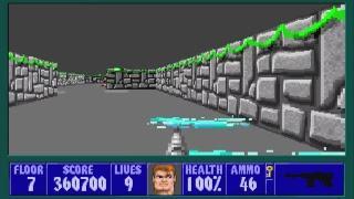 Xmas Wolfenstein 3D Pt 2
