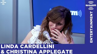 Linda Cardellini & Christina Applegate Disturbed Audiences With Their Crying