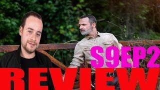 "The Walking Dead - Season 9 Episode 2 Review ""The Bridge"""