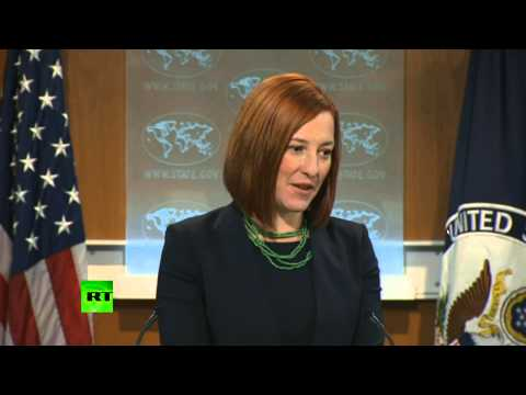 Yeah, Whatever: State Dept's Jen Psaki mixes Iraq with Iran, gas with oil during briefing