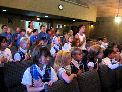 The Vail Academy - Chapel Pledges - 10/16/2010