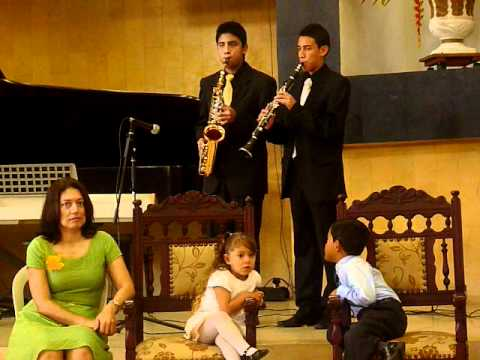 You Are My All In All / Eres Mi Todo - Saxo, Clarinete & Piano Instrumental