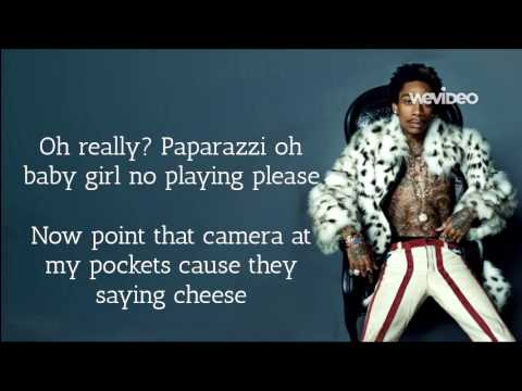 Wiz Khalifa (ft. Cam'ron) - The Bluff | Lyrics