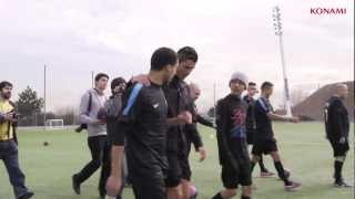[New & Official] Cristiano Ronaldo Meet and Greet - Training Session Part 3