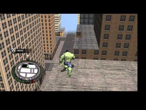 Como descargar the increible hulk en español y (portable)