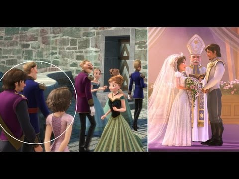 3 Things you DIDNT NOTICE in Disney's Frozen | Hype Rant