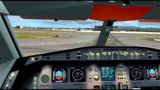 [FSX] BlackBox Simulation Airbus A330 Xtreme Prologue landing at Kuala Lumpur - as real as it gets