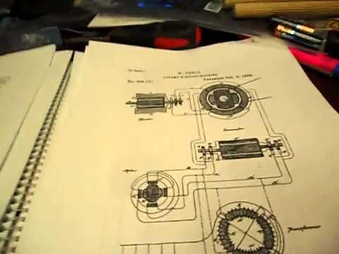 """Видео 2 - Работа генератора """"Две башни"""""""