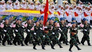 Toàn cảnh lễ duyệt binh, diễu hành chào mừng 70 năm quốc khánh 2.9