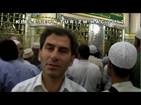 Kıbleteyn Turizm Medine Hac 2012.1.Bolum