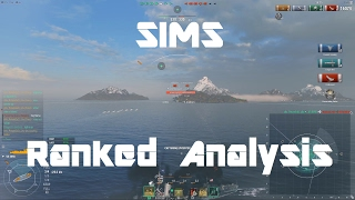 Ranked Game Analysis #3 - Sims