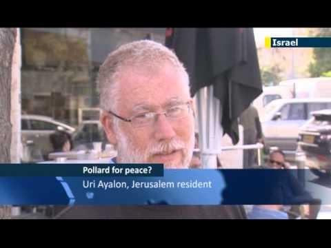 Pollard Peace Talks Prisoner Exchange: US may trade Israeli spy for continued peace talks