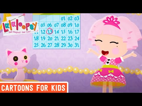Lalaloopsy™ Webisode 1: Jewel Sparkles' Un-Birthday Party