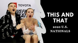 This and That: 2020 U.S. Figure Skating Championships
