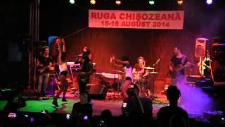 Alex Velea - Aia e @ Ruga Chisozeana ( 15.08.2014 ) - Live Band